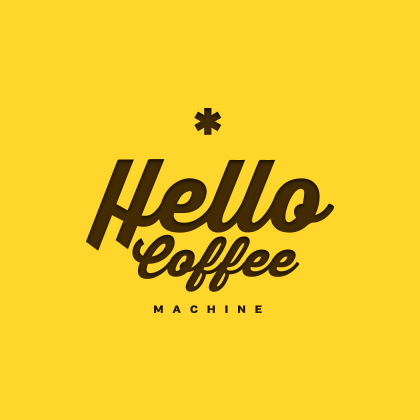 Hello Coffee Machine